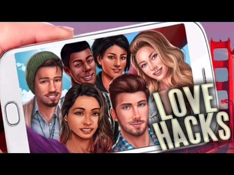 LOVE HACKS - RIP OUR DATE #2 - Choices Mobile App (Book 1 Episode 2-3)