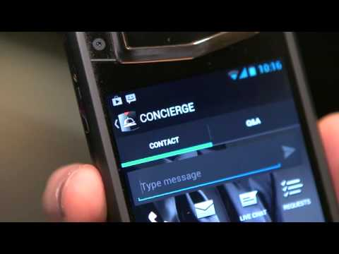 Vertu Ti -  Android phone 2013