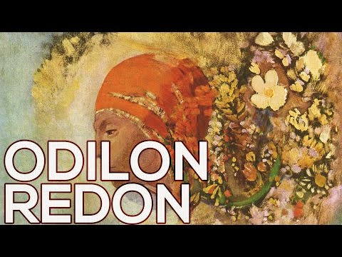Odilon Redon: A collection of 684 works (HD)