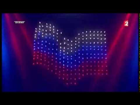 Russian Anthem @ Sochi Olympic Games Opening Ceremony