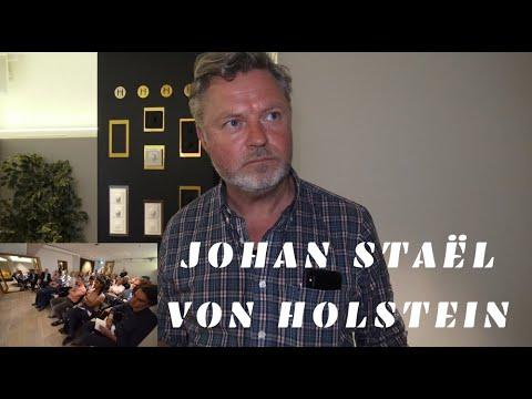 Entrepreneur, Lars Johan Magnus Staël von Holstein, leading Internet visionary in Europe