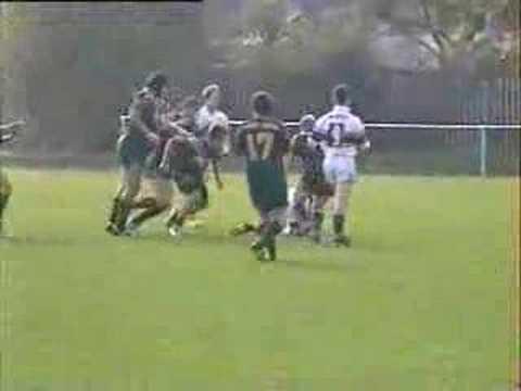 U17's Rugby League Big Hit