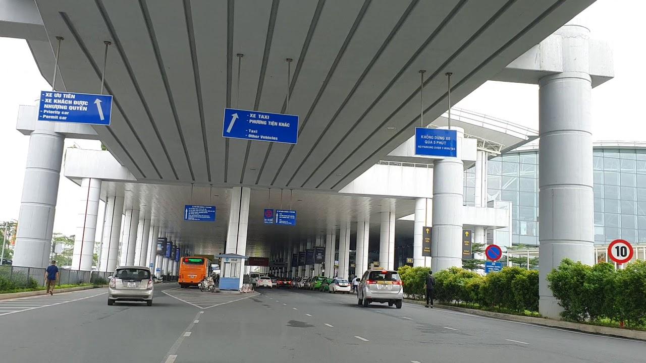 Hướng Dẫn Đón Khách Tại Sân Bay Quốc Tế Nội Bài Mới Nhất 2019 | Noi Bai international Airport