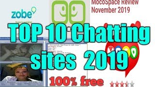 Top 10 free chatting sites in the world 2019