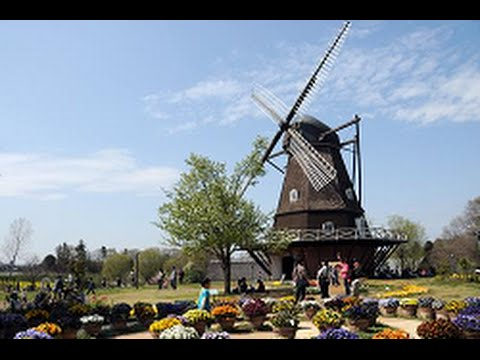 Hans Christian Andersen Park, Funabashi, Japan - Best Travel Destination