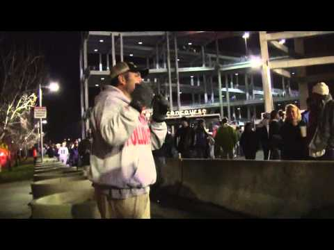 Titans - Jets Football Game Street Preaching - Kerrigan Skelly