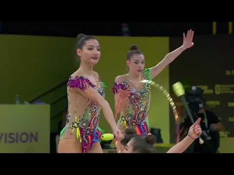 Turkey - 3 Hoops 4 Clubs Final - 2020 European Championships Kyiv