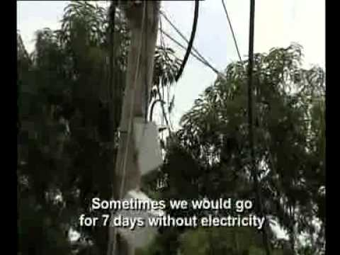 Illegal Electricity and cable theft Film 'Eishkom'