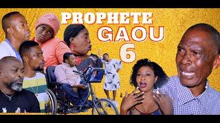 PROPHETE GAOU Ep 6 theatre Congolais avec la Paix,Dela Paix,Mosantu,Coquette,Princess