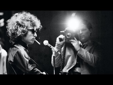 DON'T LOOK BACK and Filming Bob Dylan with D.A. Pennebaker