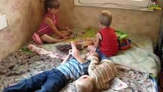Семья Бровченко. Наша жизнь за кадром - обычные будни. (часть 25)