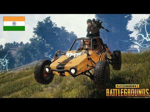 PUBG Live Stream India • Player Unknown Battlegrounds Live Stream