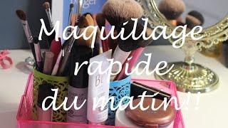 Maquillage du matin rapide! Thumbnail