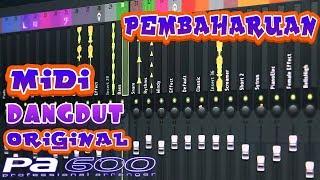 Pembaharuan - Midi Dangdut Original Korg PA 600