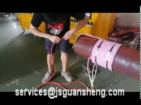 50kva Heat Treatment Machine