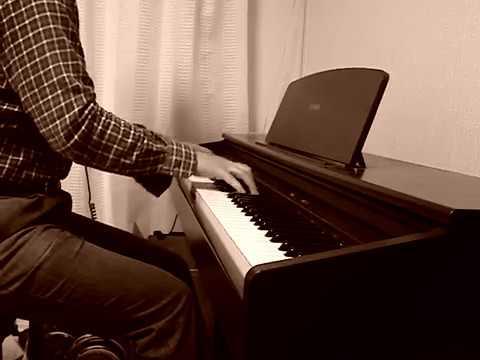 [piano] Ultraman GAIA OP (full ver) / ウルトラマンガイアOP full ver.