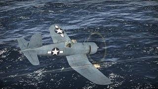 war thunder flight model analysis f4u 1d 1c corsair patch 1 37