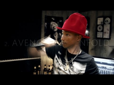 Pharrell Williams - Happy (played by 10 famous metal bands)
