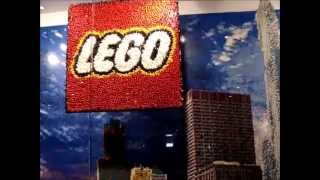 LEGO Store Water Tower Place, Chicago