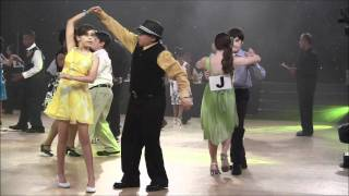 JPPSS 2011 Dance Challenge 1st Salsa Group Competition Dance