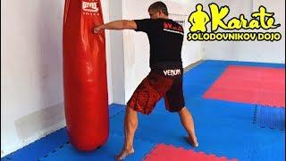Удар по печени один из лучших способов | Каратэ Бокс MMA | Hitting the liver is one of the best ways