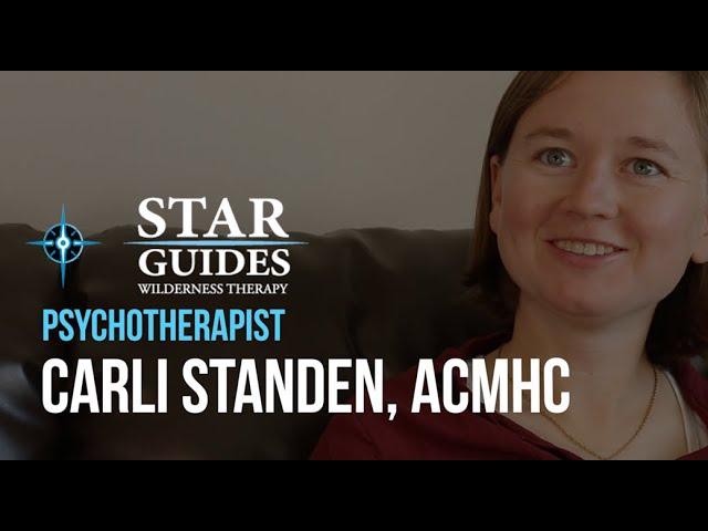 Meet the team: Carli Standen, ACMHC  & Psychotherapist