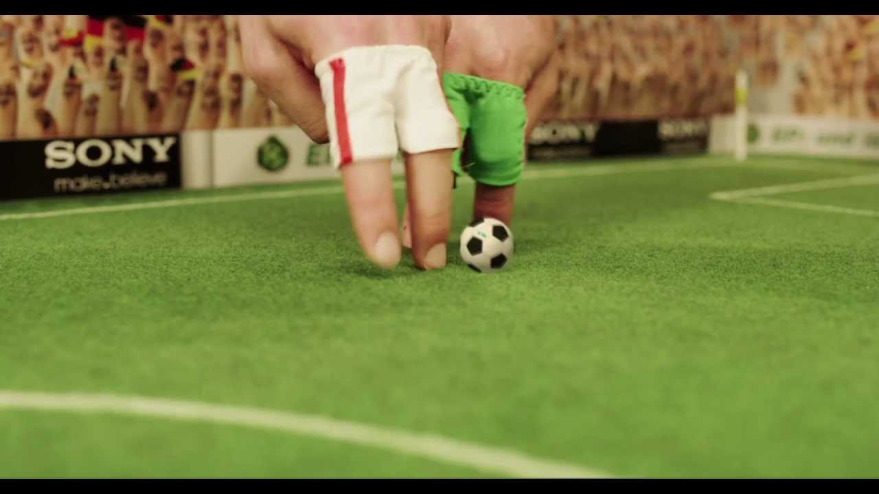 Ep Finger Football Cup Youtube