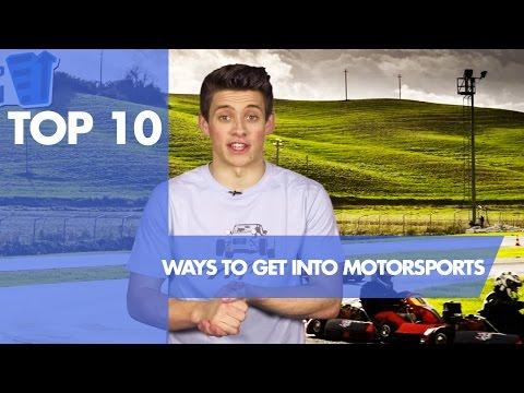 TOP 10 Ways To Get Into Motorsport!
