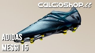 Review: adidas MESSI 15!!!