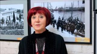 фотовиставка Наш Афон у Національній бібліотеці України для дітей.