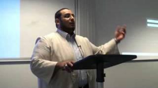 FOSIS Talk: Sheikh Yahya Ibrahim- Prophet Musa 4/6