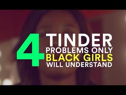 4 Problems Only Black Girls Have On Tinder