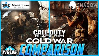 Call of Duty: Black Ops Cold War Beta - Cloud Gaming Comparison