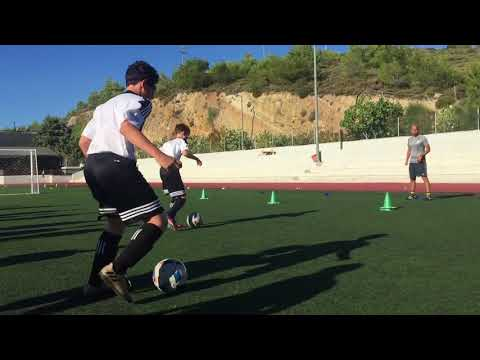Juventus Camp Athens - Week 2