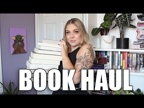 FIRST BOOK HAUL OF 2020 | Science Fiction & Fantasy Books!