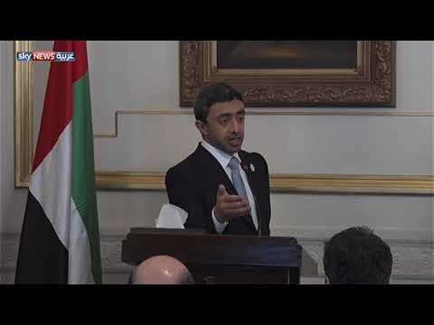 الشيخ عبدالله بن زايد: قطر هي إحدى منصات نشر الإرهاب والتطرف  - نشر قبل 1 ساعة