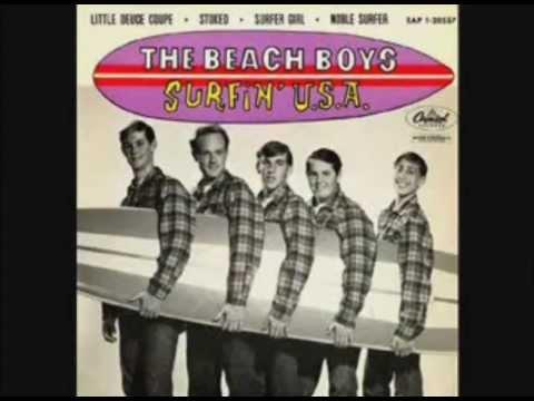 The Beach Boys Surfin Usa