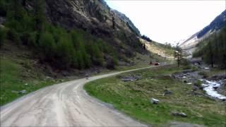 Climb to Pass Umbrail 2501mwmv