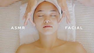 ASMR Facial for Normal Skin ft. Jenn Im