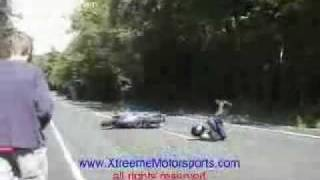 Cadute e incidenti divertenti con auto e moto, funny accidents with cars and moto, bike, ecc.(Cadute e incidenti divertenti simpatiche e stupide con auto e moto., 2010-04-25T19:51:05.000Z)