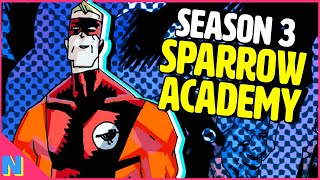 The Umbrella Academy Season 3: What to Expect! (Predictions & Sparrow Academy Origins Explained!)