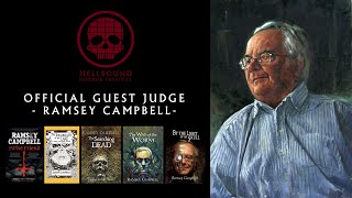 The Hellbound Interviews - Ramsey Campbell | Horror Author | Hellbound Horror Festival