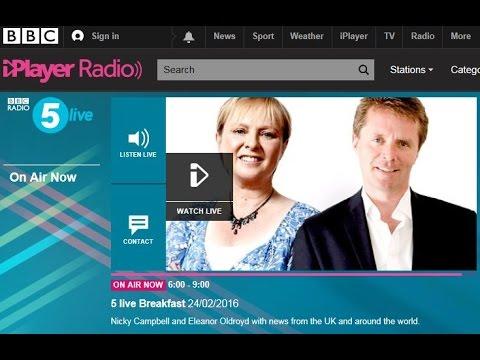 BBC Radio 5 Live - MINDWISEMAN Interview
