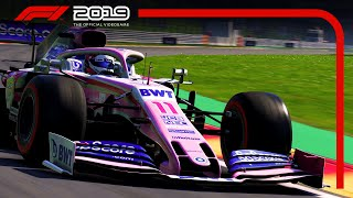 F1 2019 | OFFICIAL GAME TRAILER 2 | TV SPOT [DE]