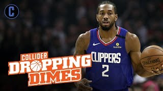 Dropping Dimes - Clippers on troubled waters? with guest Sam Tripoli