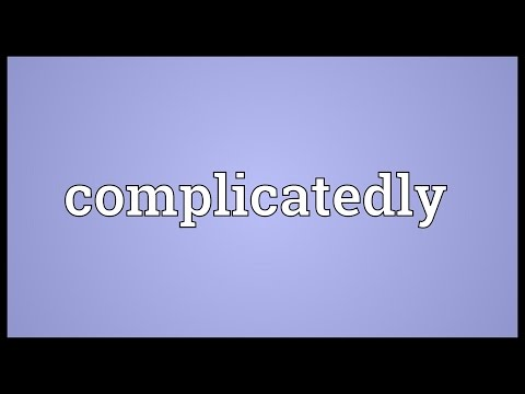 Header of complicatedly