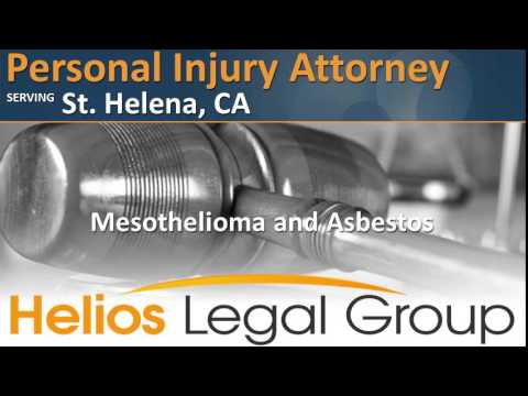 St. Helena Personal Injury Attorney - California