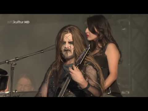 Cradle of Filth - The Forest Whispers My Name @ Wacken Open Air 2012
