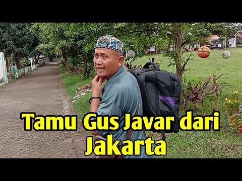Nganter Tamu Gus Javar ke Masjid dari Jakarta