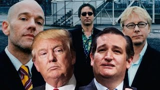 R.E.M. to Donald Trump, Ted Cruz: 'Go F*ck Yourselves'